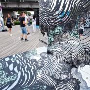 Фестиваль стрит-арта «30 граней тебя» 2017 фотографии