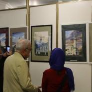 Выставка «Краски памяти. Деревянная Казань в акварелях архитектора Равиля Айдарова» фотографии