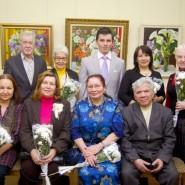Международный женский день в литературном музее Тукая 2020 фотографии