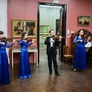 Акция «Ночь искусств» в Казанском кремле 2018 фотографии