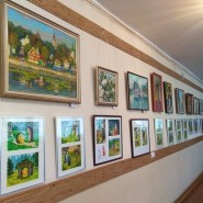 Выставка «Сказочный мир» фотографии