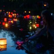 Фестиваль водных фонариков 2018 фотографии