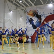 Всероссийские соревнования по фитнес-аэробике 2018 фотографии