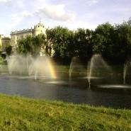 Парк «Чёрное озеро» фотографии