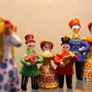 Выставка «Русское декоративно-прикладное искусство XIX–XXI веков» фотографии