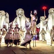 Шоу французского театра Remue Menage 2017 фотографии