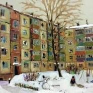 Выставка Ильгиза Гимранова «Хрущёвочки» фотографии