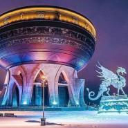 Новогодние мероприятия «Зима в парках» 2018/19 фотографии