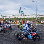 Шоу «Kazan City Racing» 2018 фотографии