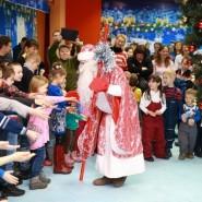 Шоу «Волшебная академия Деда Мороза» 2018 фотографии