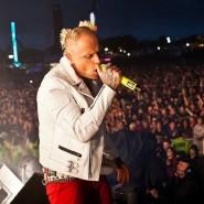 Концерт группы The Prodigy 2018 фотографии