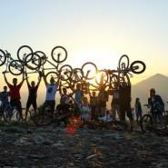 Ночной велофест 2017 фотографии