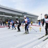 Соревнования «Зимние корпоративные игры» 2019 фотографии