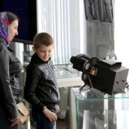 Выставка «В пространстве нового. Казанские аудиовизуальные истории. Булат Галеев» фотографии