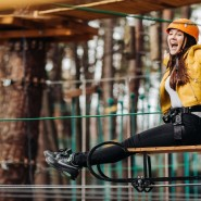 Веревочный парк «Паутина» фотографии