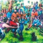 Выставка «История татарского народа» фотографии