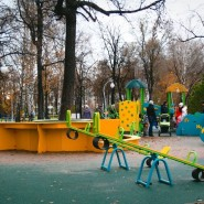 Парк «Сосновая роща» фотографии