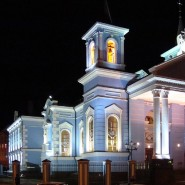 Храм Воздвижения Святого Креста фотографии