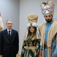 Выставка «Кафтан. Костюмы Османской империи глазами современных турецких дизайнеров» фотографии