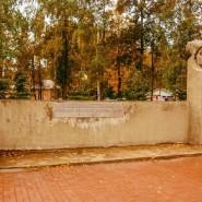 Сквер Николая Ершова (Чеховский сквер) фотографии