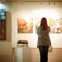 Акция «Библионочь» в Национальной художественной галерее «Хазинэ» 2019