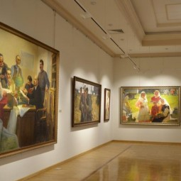Выставка Хариса Якупова