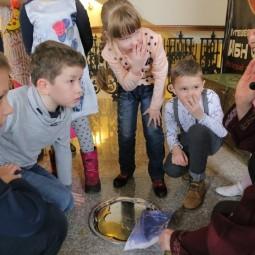 Праздничная программа «Масленичные забавы в Зимнем дворце» 2021