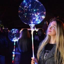 Фестиваль волшебных шаров 2018