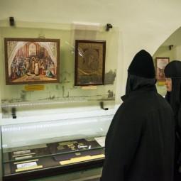 Выставка «Пастыри Казанские»