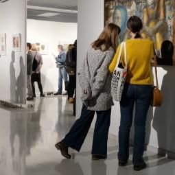 Предновогодняя программа «О котиках и всяком» в Галерее современного искусства 2019