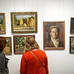 Выставка «Дмитрий Красильников (1903–1951). Живопись, графика»