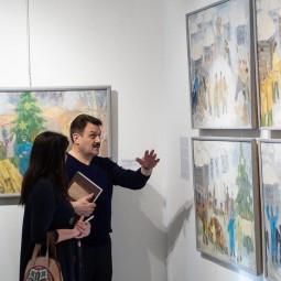 Выставка Канафи Нафикова «История от Наримана»