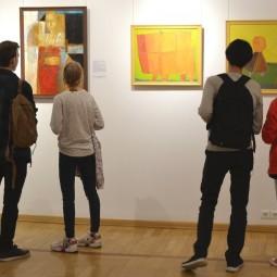 Выставка «Дары современных петербургских художников - ii. 15 лет спустя»