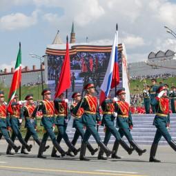 День Победы в Казани 2021