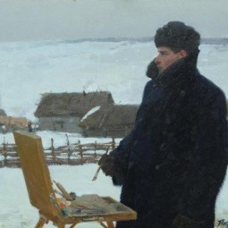 Выставка «Песни о родине Лотфуллы Фаттахова»