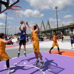 Соревнования по студенческому баскетболу 2020