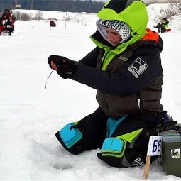 Кубок Казани по спортивной ловле на блесну со льда 2019
