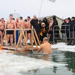 Крещенские купания в Казани 2018