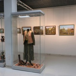 Выставка «Моей отчизне»