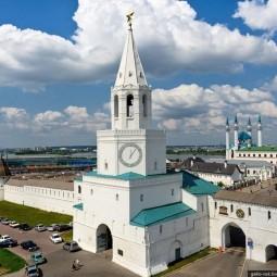 Экскурсии по территории Казанского Кремля 2020