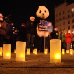 Акция «Час Земли» в Казани 2019