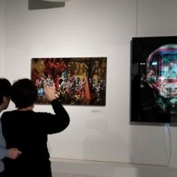 Выставка «Световая и фарфоровая природа женщины»