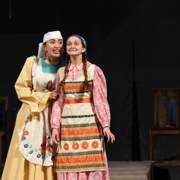 Спектакль «Проделки Гульшаян» 2018