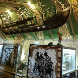 Выставка «Дух воина»