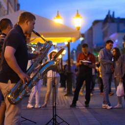Вечер джаза в Лядском саду 2021