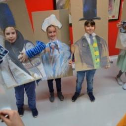 День защиты детей в Музее изобразительных искусств РТ 2021