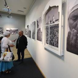Выставка Рамиля Гали «Тимер кешеләр» — «Железные люди»