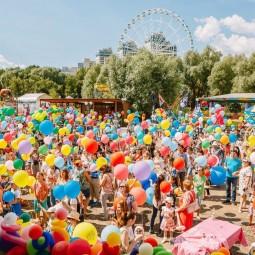Фестиваль шаров 2018