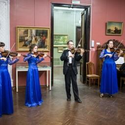 Концерт «Музыкальный четверг в Белокаминном зале» 2018
