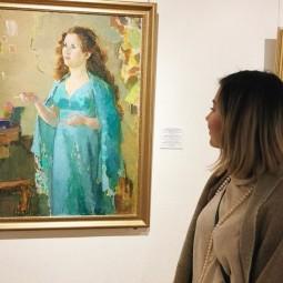Выставка Баки Урманче